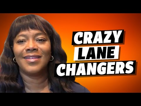 video thumbnail Crazy Lane Changers