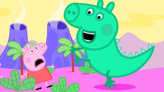 Peppa Pig Official Channel   What Happened to George Pig?   Halloween Scary Moments