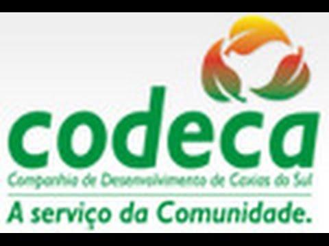 ARCHI na TV 40 anos Codeca dia 03/06/16