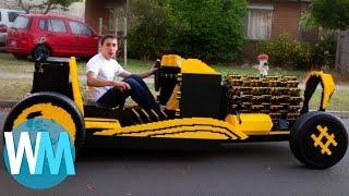 Top 10 Craziest Lego Builds