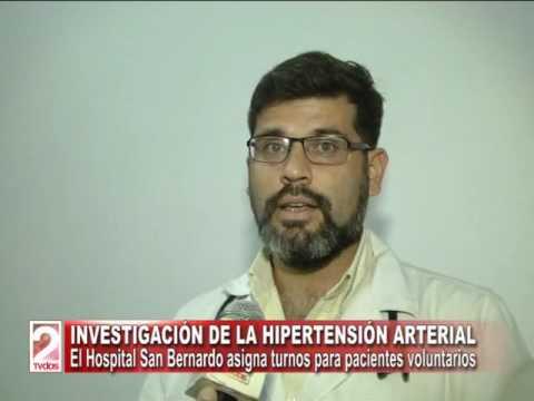 Métodos de examen en la hipertensión