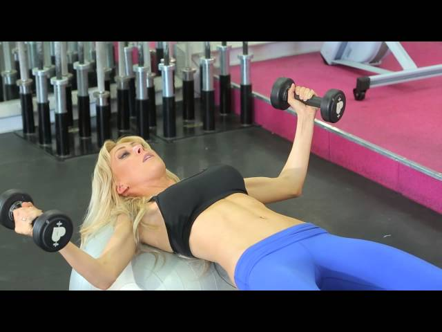 Shoulder Horizontal Flexion Exercise : Body Conditioning