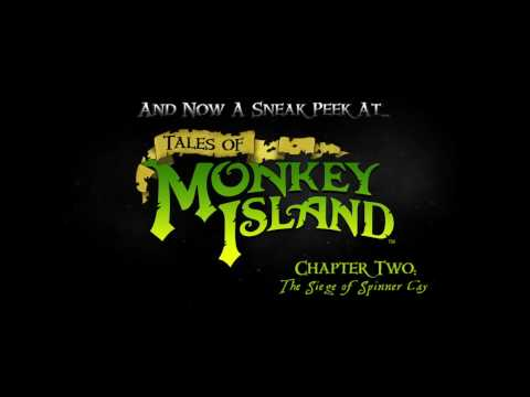 Tales of Monkey Island - Chapter 2 : The Siege of Spinner Cay IOS