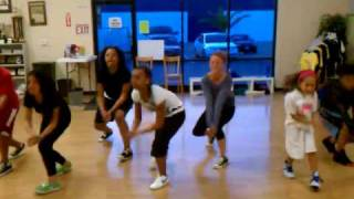 "Sacramento Dance Classes - Studio T Rehearsal - ""That Boi"" Cherish"