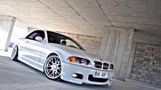 06 KUP 31 - White BMW E46 3.25ci / By.dk Photography