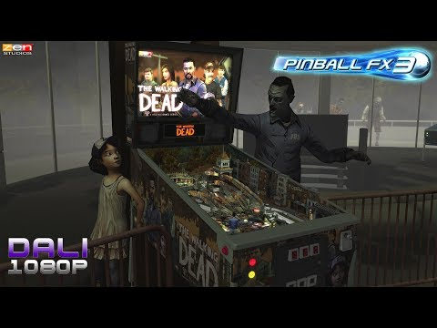 Pinball FX3 - The Walking Dead Pinball pc gameplay thumbnail