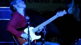 ANNA CALVI - Love Won't Be Leaving - The Empire Music Hall, Belfast - 20 Nov 2011