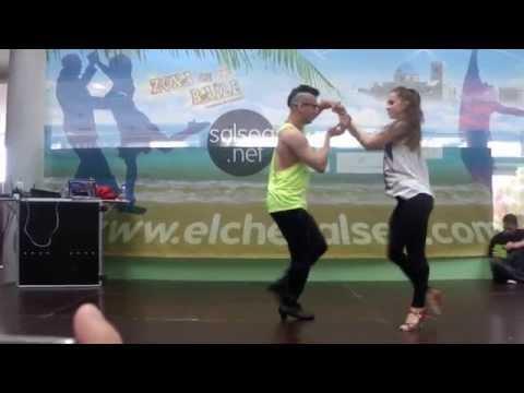 Adrian & Anita IV ELCHE SALSEA 2015