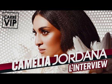 Camelia Jordana l'interview dans Carré Vip