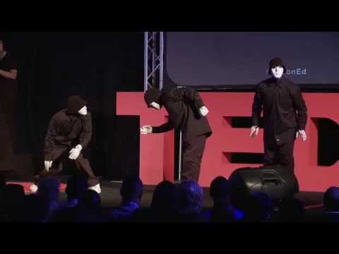 Performance | The Jabbawockeez | TEDxIronwoodStatePrison