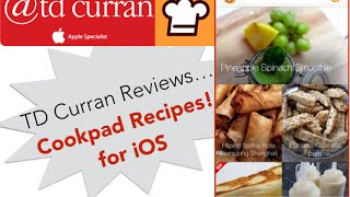 App Review: Cookpad Recipes!
