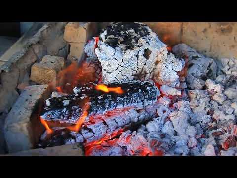 Fire and coals. Огонь и угли.