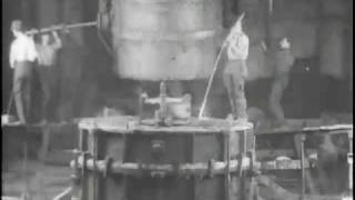 1904 Casting a Guide Box, Westinghouse Works Part 2 of 2