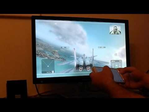 Video of Mobile Gamepad