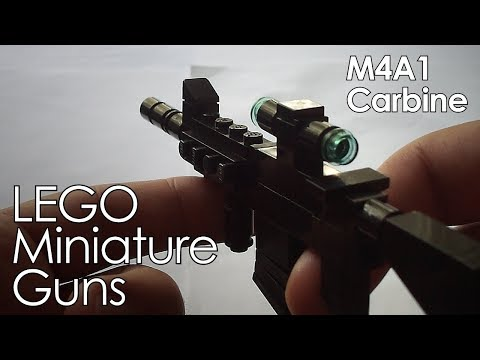 Must Watch Lego M4a1