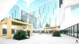 Verslo centras Vilniuje / BUSINESS CENTER IN VILNIUS