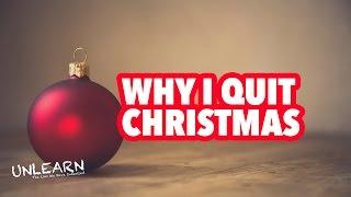 Should Christians celebrate christmas? Why I quit celebrating Christmas