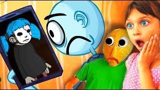 САЛЛИ ФЕЙС и БАЛДИ в ТРОЛЛФЕЙС! ТРОЛЛИМ СТРАШИЛКИ Troll Face Quest Horror 2 Валеришка Для Детей kids