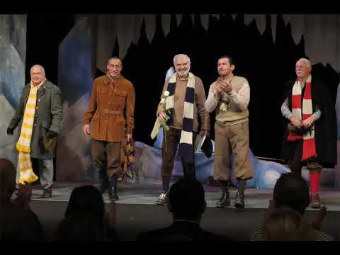 Dobytí severního pólu - Ondřej Vetchý jako Náčelník