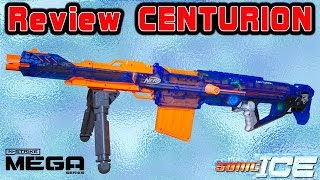 Nerf Centurion Sonic Ice Review | Magicbiber