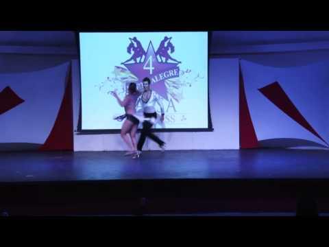 Murilo Mello & Bruna Kimura Porto Alegre Salsa Congress