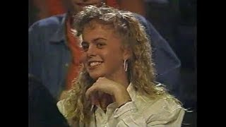 Brush with Greatness on Late Night, June 24, 1992