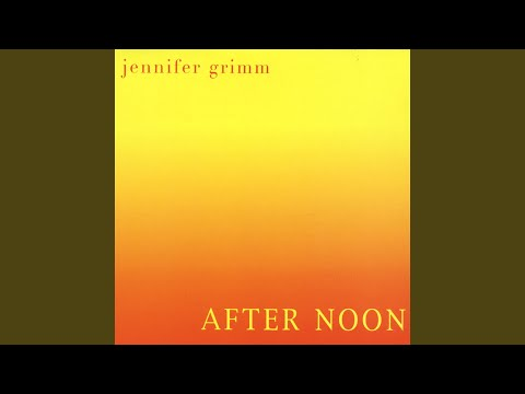 Now That You're Here (Song) by Jennifer Grimm