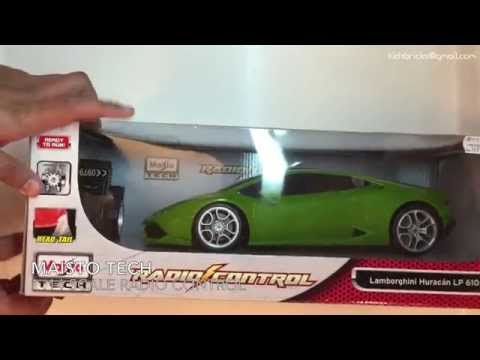 Maisto Tech 1:14 Scale Remote Control Cars Review