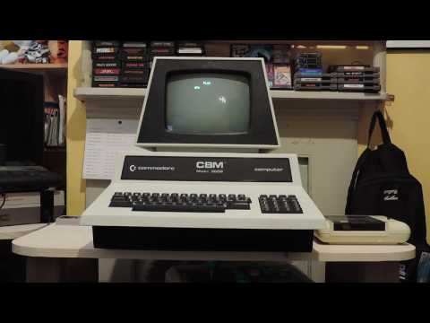 Commodore PET Model CBM 3008 - Resurrection!