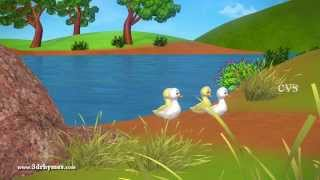 Duck And Golden Egg Story - 3D Animation Telugu Stories for children  (Aesop Fables)