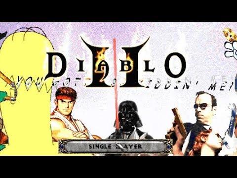 Diablo II ► you gotta be kidding me