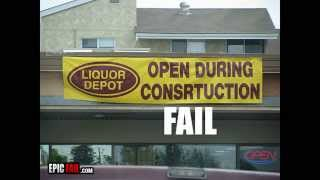 Epic Fail Pictures Compilation Part 1
