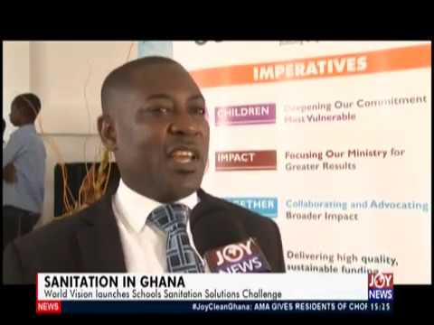 Sanitation in Ghana   The Pulse on JoyNews 20 9 19