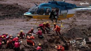 Brumadinho dam collapse: Eight arrests at Brazil's Vale  |  USA news today