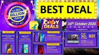 Flipkart Big Billion Days 2020 Sale ⚡ Mobile Phone Offers | 🛒 Upto 90% | Confirm Sale Date | Tabahi🔥