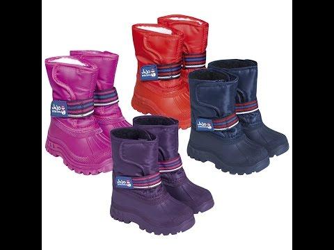 Botas de nieve alpinas niños de ShopMami