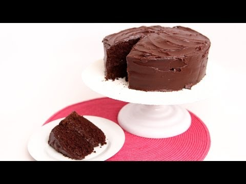 Devils Food Cake Recipe – Laura Vitale – Laura in the Kitchen Episode 734