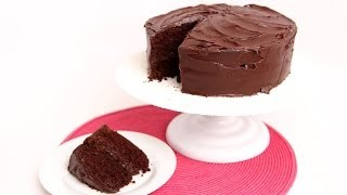 Devils Food Cake Recipe – Laura Vitale – Laura in the Kitchen Episode 734