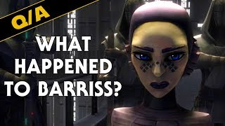 What Happened to Barriss Offee After the Clone Wars? - Star Wars Explained Weekly Q&A