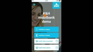 K&H személyi kölcsön igénylés mobilbankban