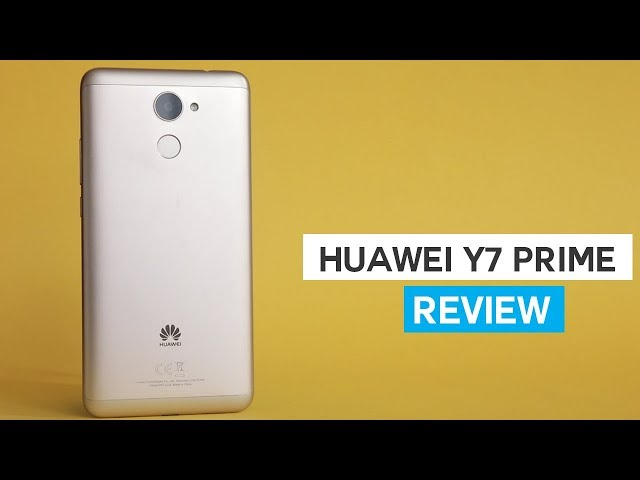 Huawei Y7 Prime specs, review, release date - PhonesData