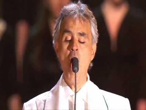 , title : ''O sole mio - Andrea Bocelli - One Night in Central Park.wmv'