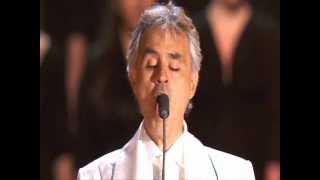 'O sole mio - Andrea Bocelli - One Night in Central Park.wmv