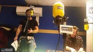 About You Now - Shayne Ward ~ Live ~ HD Lyrics ~ Closer Radio Tour