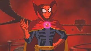Великий Человек-паук - Плащ и Кинжал - Сезон 3 Серия 5 | Marvel
