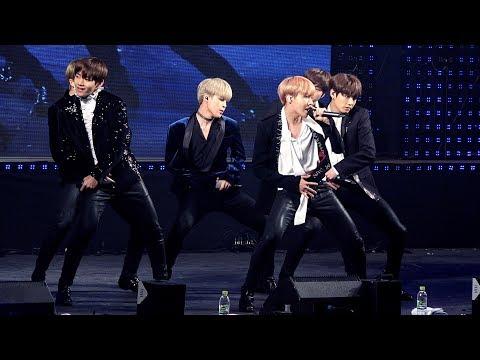 방탄소년단 BTS Nonsan Youth End of Year Concert Full Ver. (Blood Sweat & Tears+ SAVE ME + FIRE + DOPE)