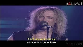 Cheap Trick - The Flame (Sub Español + Lyrics)