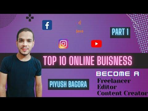 Top 10 Online Buisness Ideas 2021 | Freelancers | Influencers | Social Media Creators | Teacher