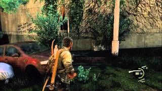 "The Last of Us - Chap 5: Ellie ""I'm Whistling"" Scene, Listen Mode Distance Upgraded HD Gameplay PS3"