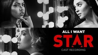 """""""All I Want"""" (feat. Brittany O'Grady & Evan Ross)"""